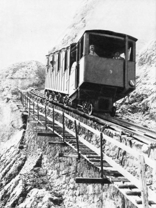 wp096cd120 05 06 - The Pilatus Bahn at 130