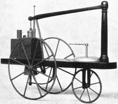 Early Steam Coaches