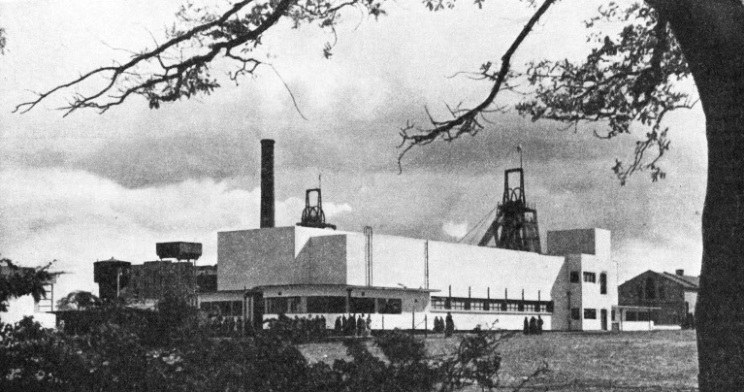 Coventry Colliery, Warwickshire