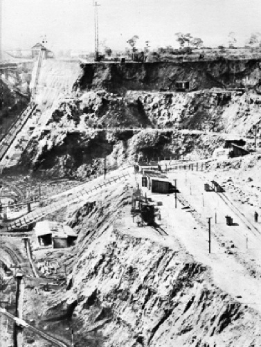 The Ruashi Copper Mine