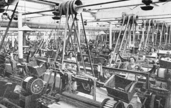 Machinery of the Cotton Mill - Wonders of World Engineering