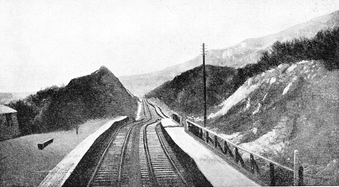 The Great Landslip of 1915