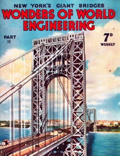 The George Washington Bridge, New York