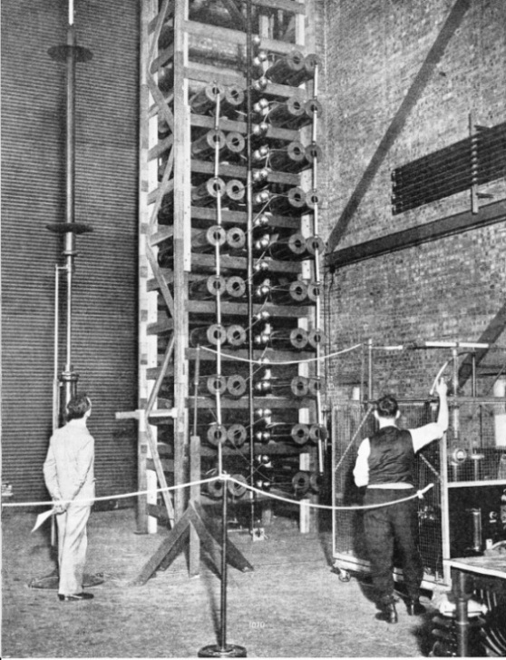 Impulse Generator at the National Physical Laboratory