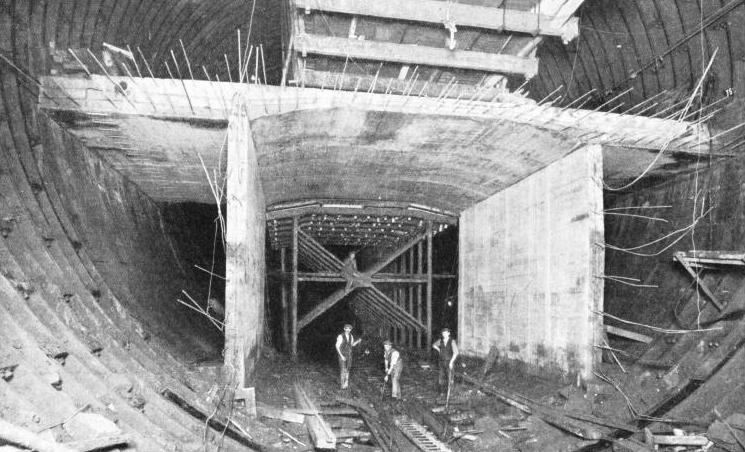 The Mersey Tunnel