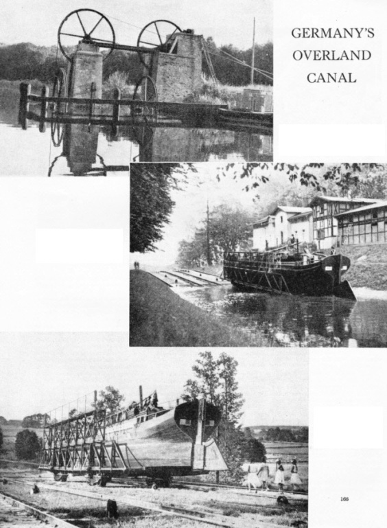 Germany's overland canal